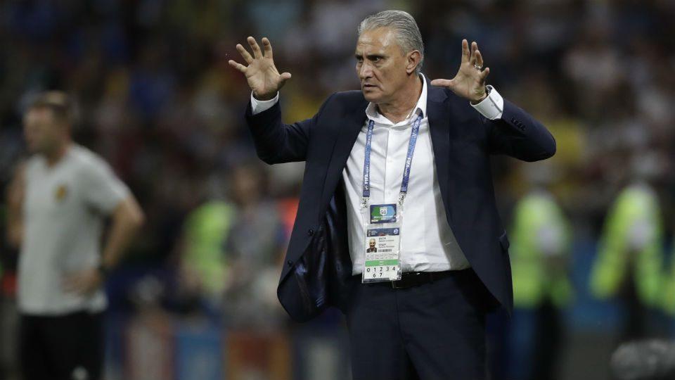 Tite Brasil Seleção Brasileira eliminação Copa 2018