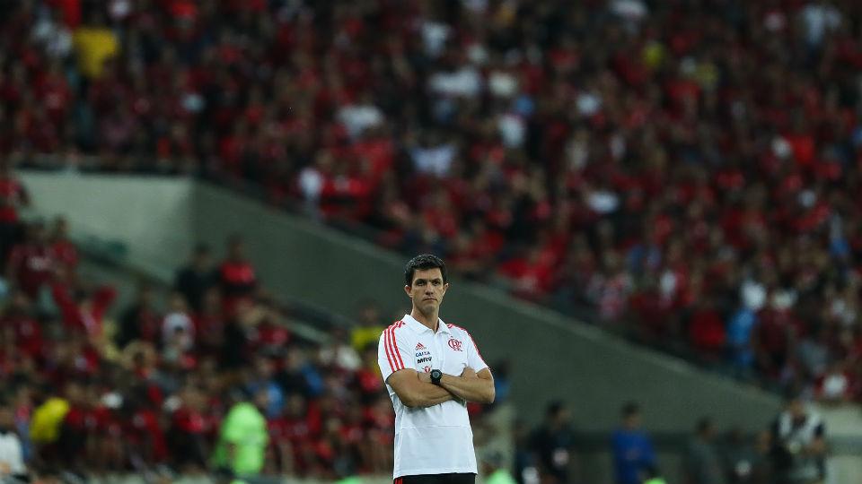 Mauricio Barbieri Flamengo 2018