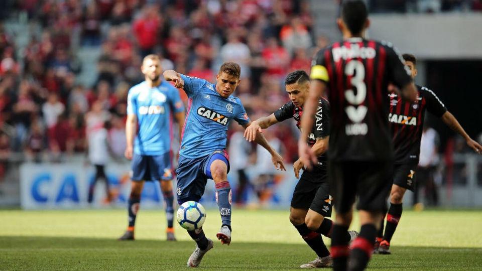 Cuellar Flamengo Brasileiro