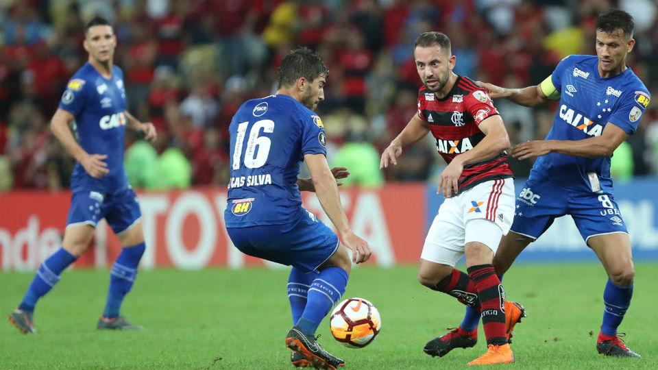Everton Ribeiro Flamengo 2018 Libertadores