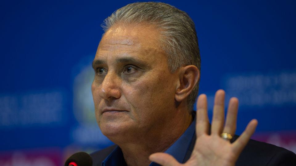 Tite Seleção Brasileira convocação