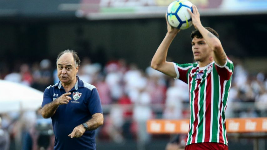 Ayrton Lucas Marcelo Oliveira