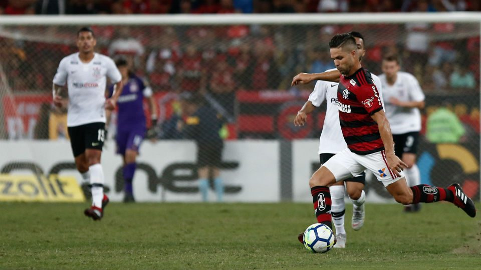 Diego Maracanã Flamengo 2018 Copa do Brasil