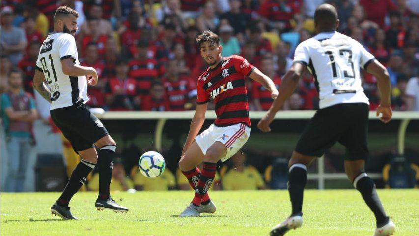 Lucas Paquetá Flamengo Maracanã 2018 vaias