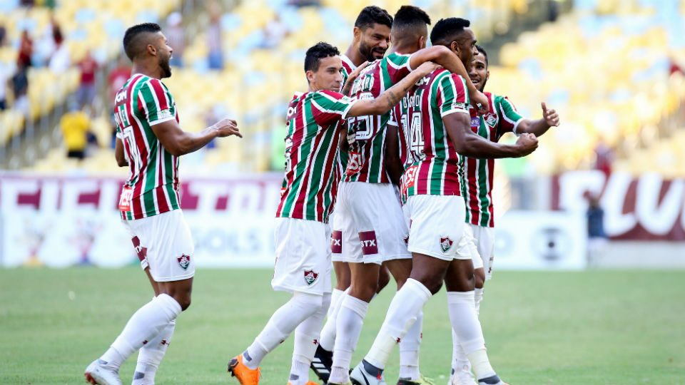 Fluminense gol clássico Botafogo 2018