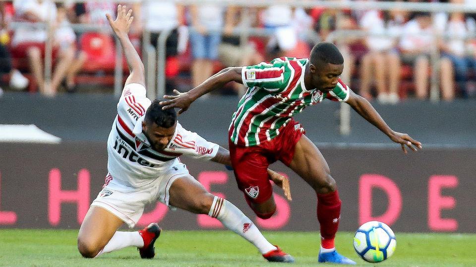 Matheus Alessandro Fluminense