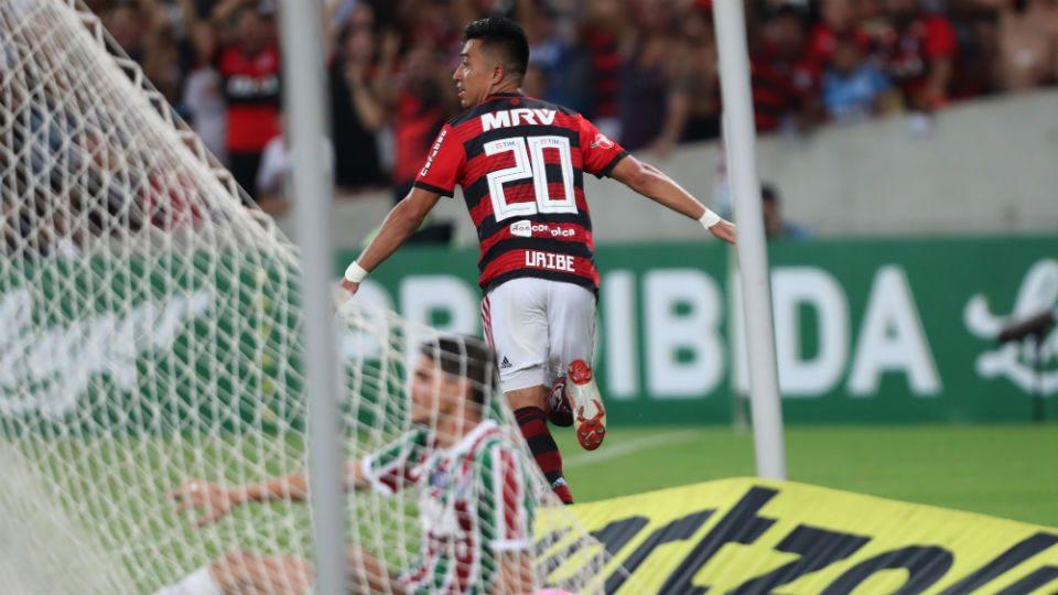 Uribe Fla-Flu 2018 Campeonato Brasileiro