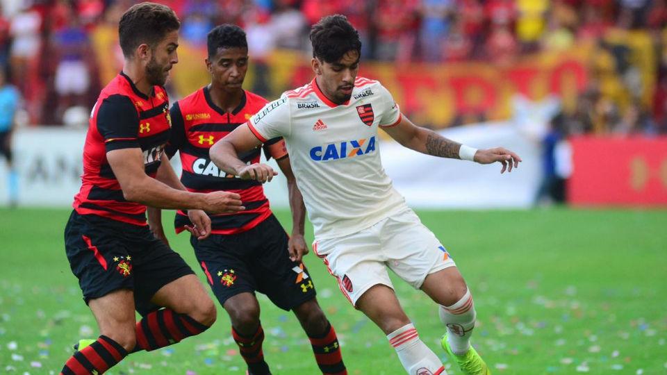 Lucas Paquetá Flamengo Sport 2018