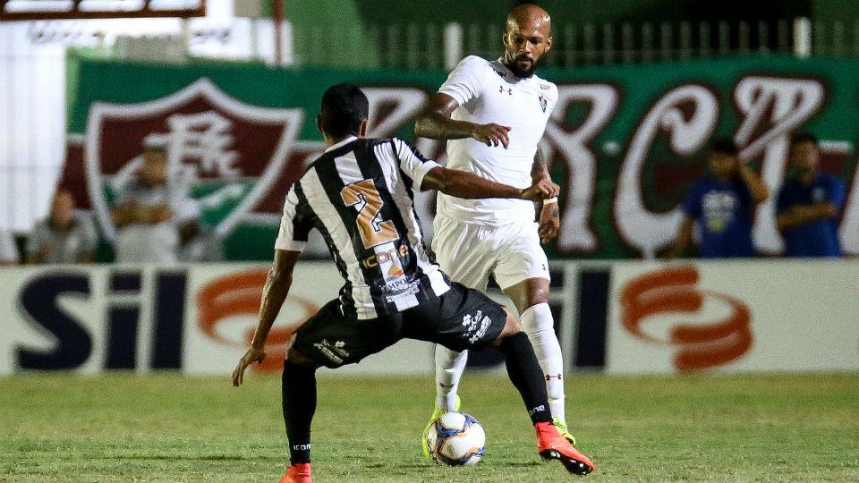 Fluminense Bruno Silva estreia