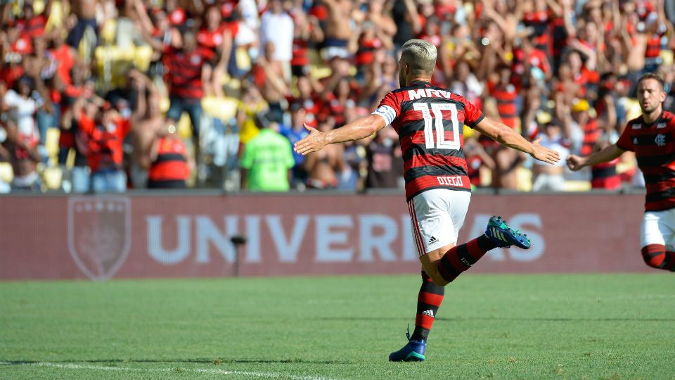 Diego Flamengo 2019 Bangu