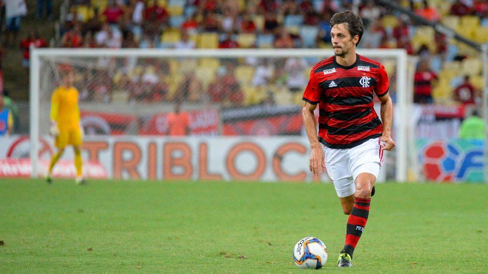 Rodrigo Caio Flamengo 2019