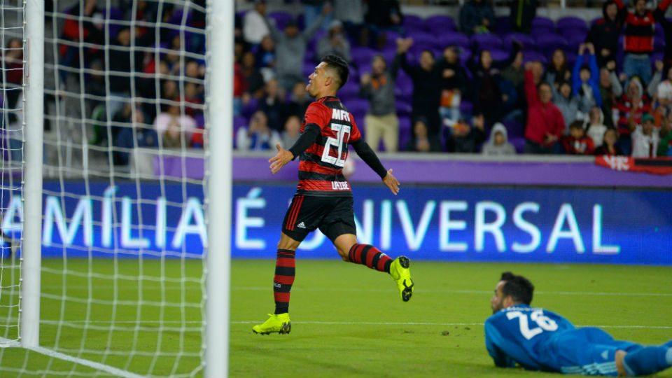 Uribe gols Florida Cup Ajax