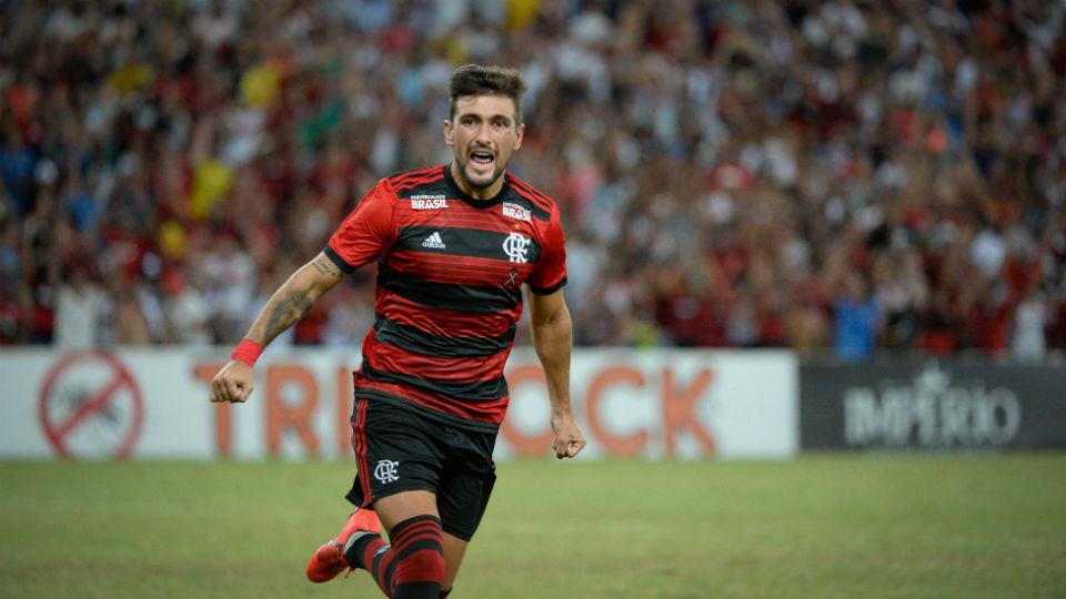 Arrascaeta Flamengo Taça Rio 2019