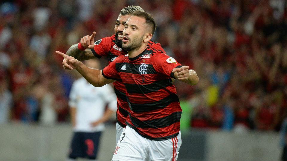 Everton Ribeiro Flamengo Libertadores 2019