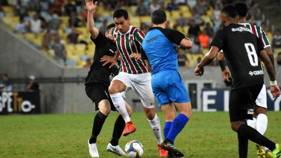 Paulo Henrique Ganso Fluminense Botafogo 2019