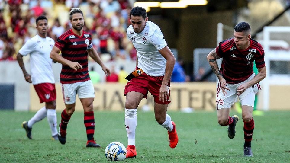 Paulo Henrique Ganso Fla-Flu 2019 Taça Rio