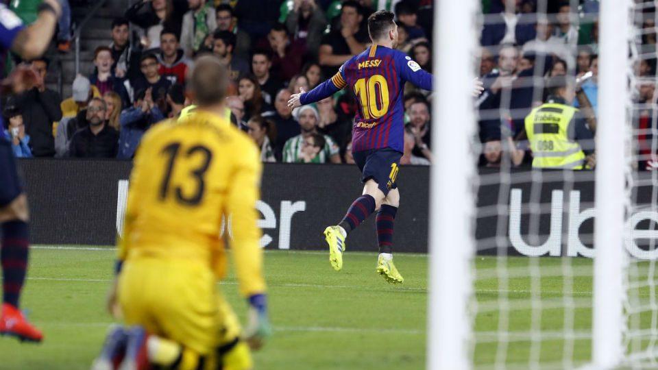Messi Pelé Barcelona