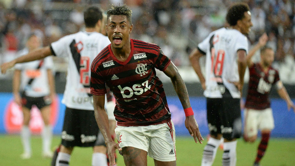 Flamengo Bruno Henrique final Carioca 2019