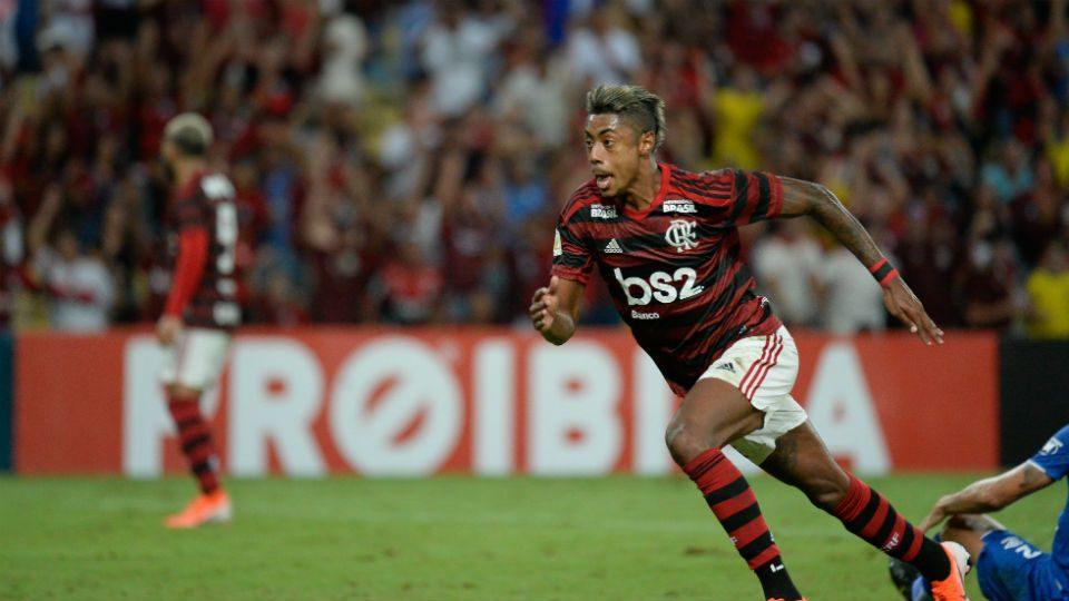 Bruno Henrique Flamengo Cruzeiro 2019