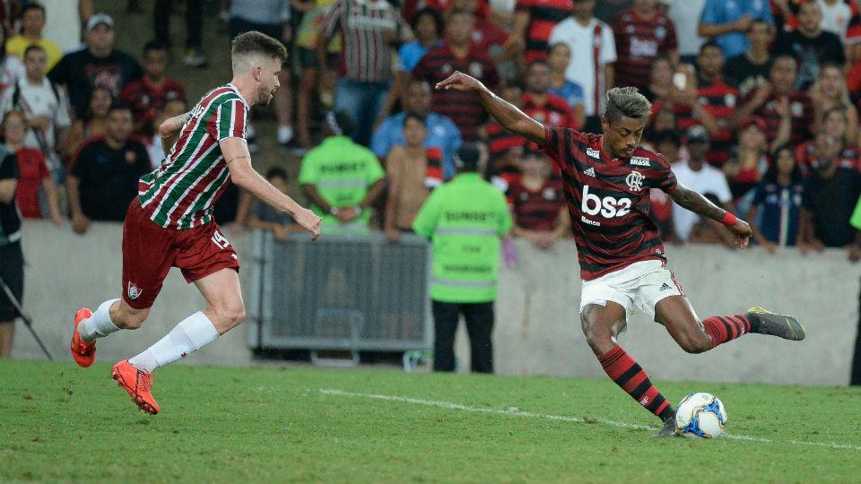 Bruno Henrique Fla-Flu semifinal Carioca 2019