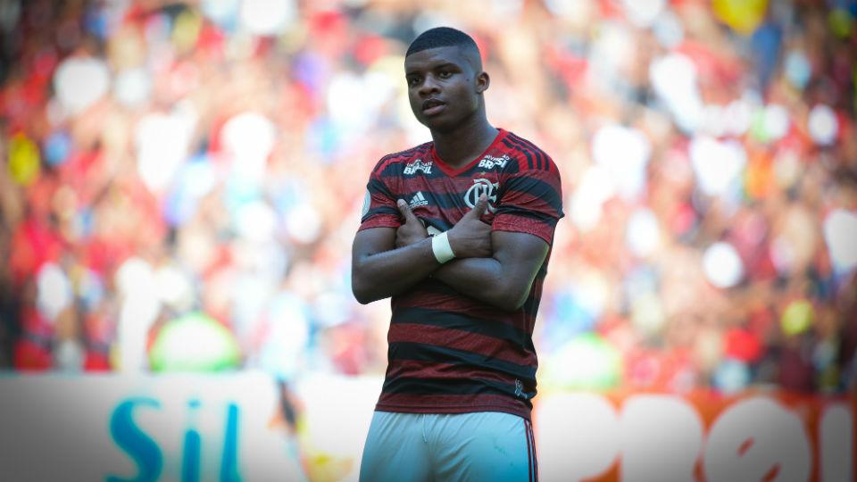 Lincoln Flamengo gol Maracanã Chapecoense