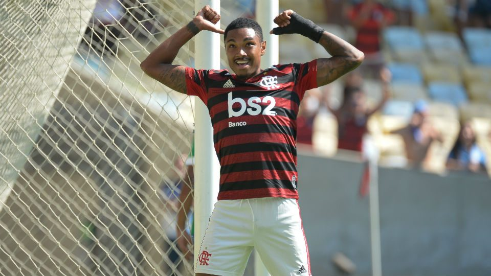 Vitinho gol Flamengo Maracanã