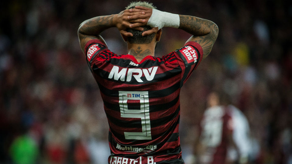 Gabigol Flamengo 2019 Athletico Copa do Brasil