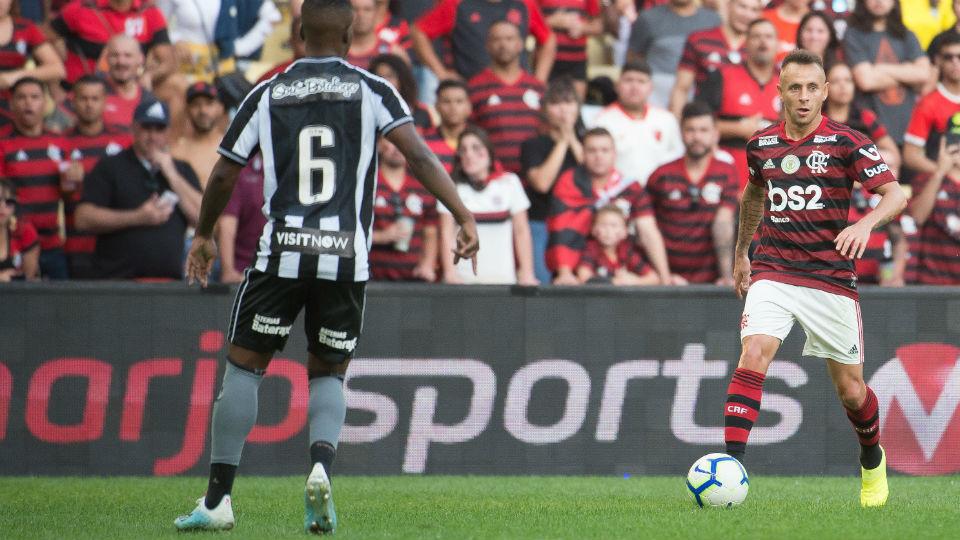 Rafinha Flamengo Botafogo 2019