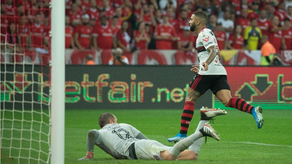 Gabigol Inter Flamengo Libertadores 2019
