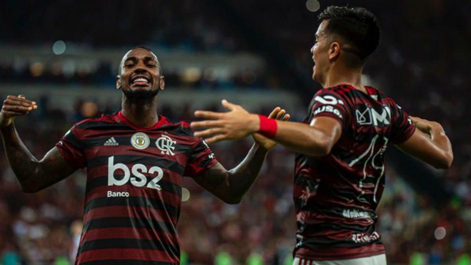 Gerson Reinier Flamengo