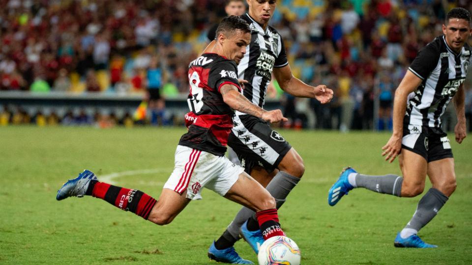 Michael Flamengo Botafogo Taça Rio 2020