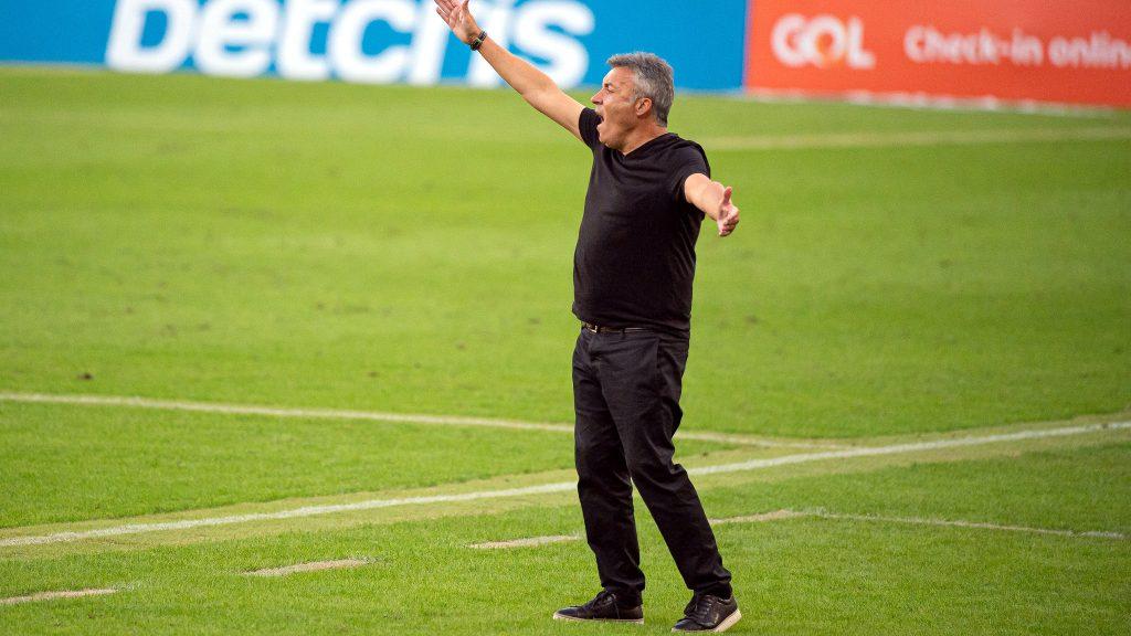 Domènec Torrent Flamengo estreia Maracanã