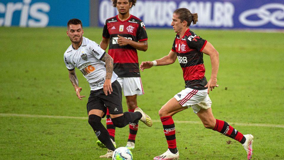 Filipe Luis estreia Brasileiro 2020
