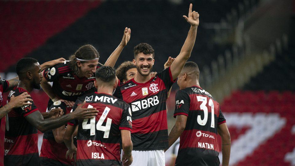 Gustavo Henrique Flamengo