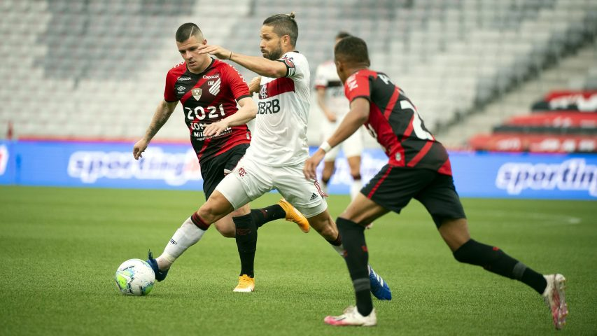Diego Flamengo Athletico
